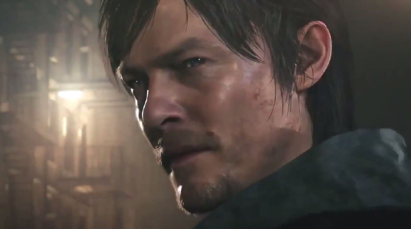 Norman Reedus will be starring in Kojima Productions' Silent Hills.